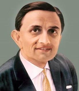 Scientist Vikram Sarabhai